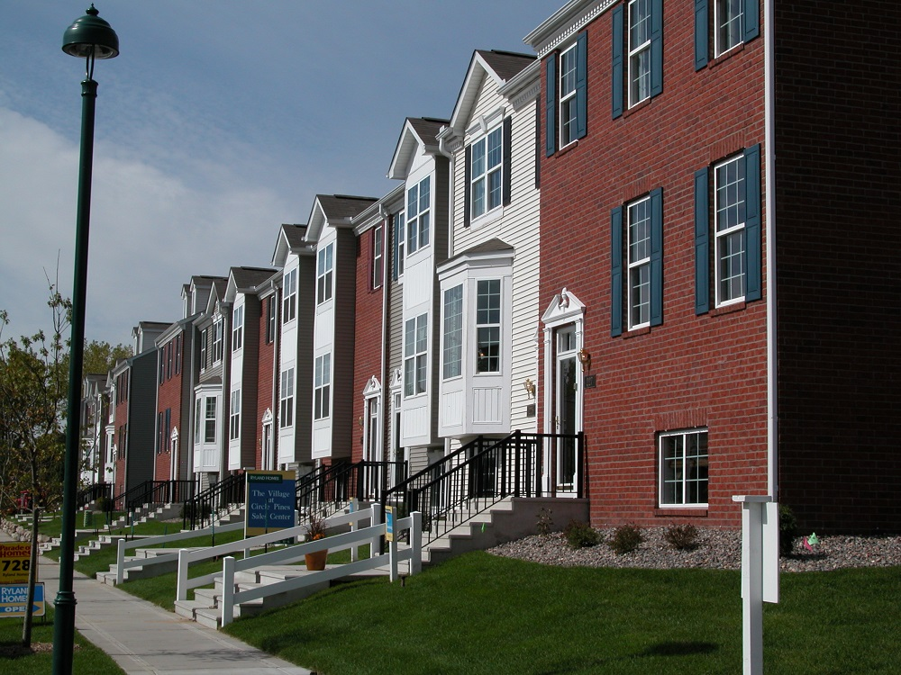 The Village at Circle Pines Townhomes